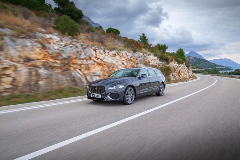 2021 Jaguar XF Sportbrake 604190