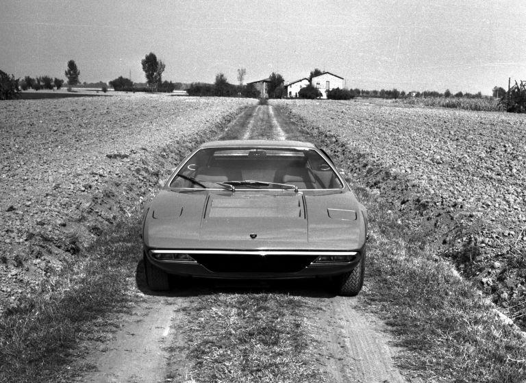 1972 Lamborghini Urraco 605096