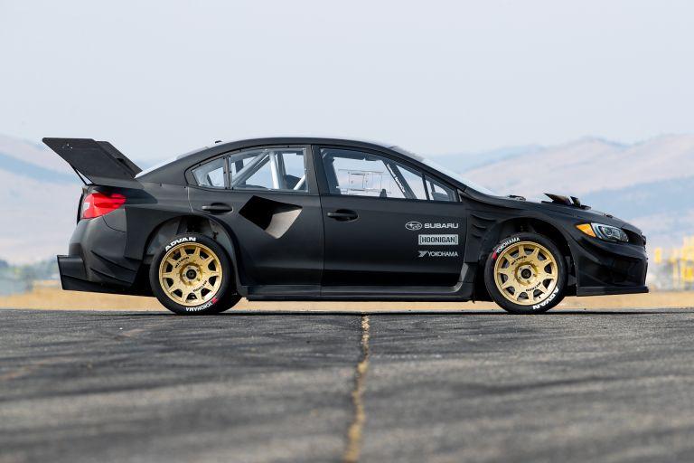 2020 Subaru WRX STi Gymkhana 605215