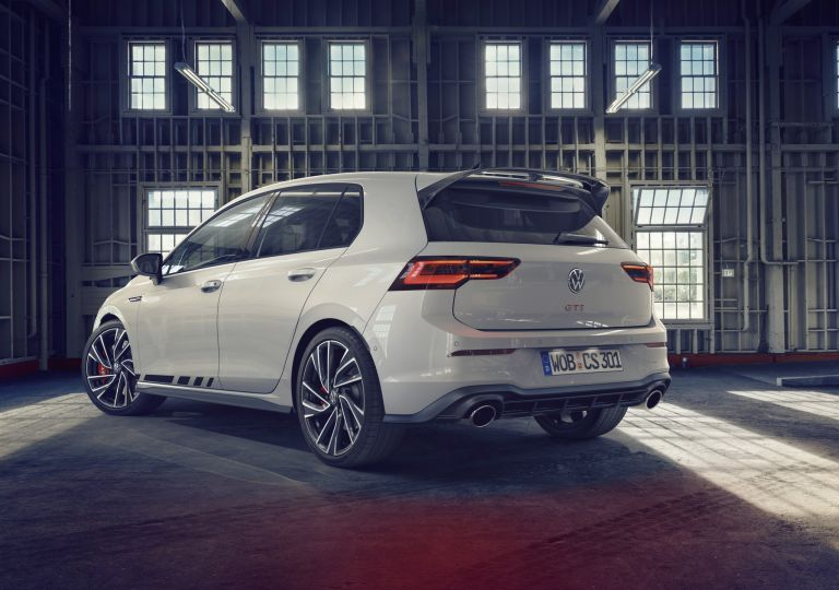 2021 Volkswagen Golf ( VIII ) GTI Clubsport 605434
