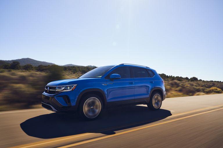 2022 Volkswagen Taos 605443