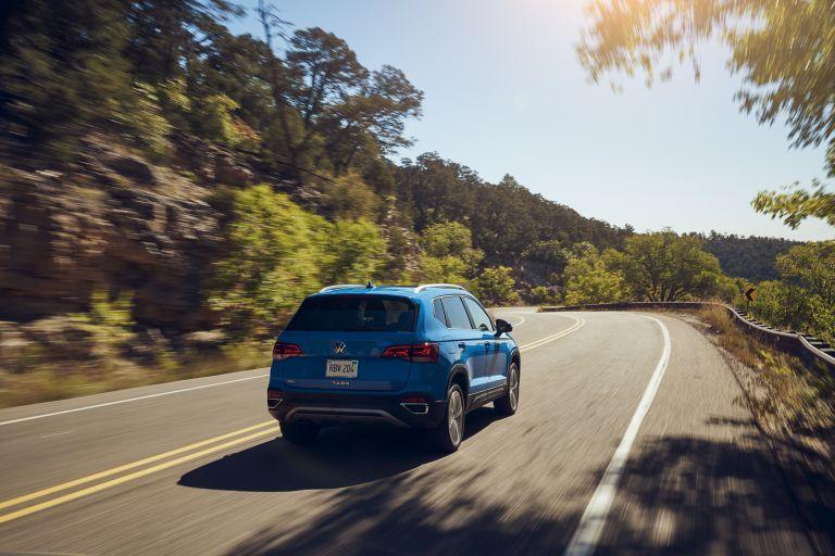 2022 Volkswagen Taos 605448