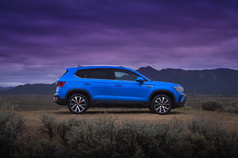 2022 Volkswagen Taos 605449