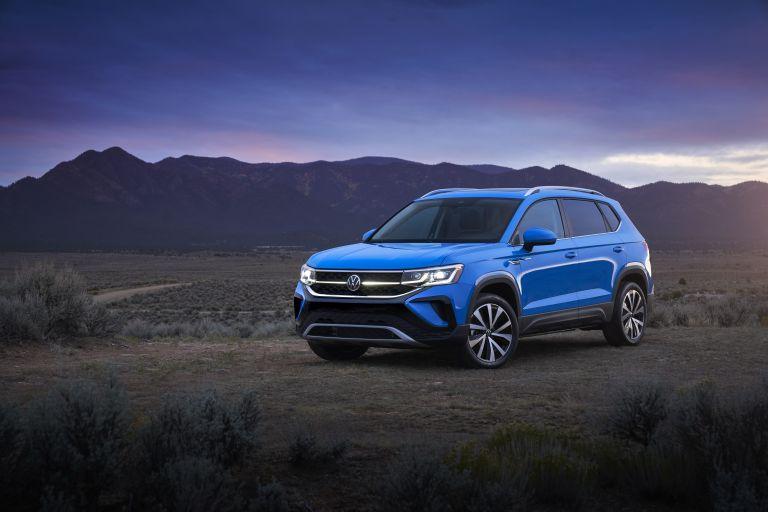 2022 Volkswagen Taos 605450