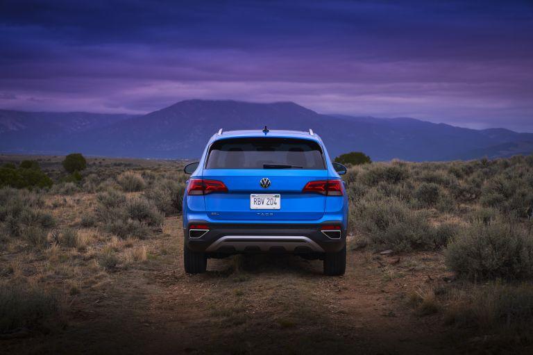 2022 Volkswagen Taos 605453