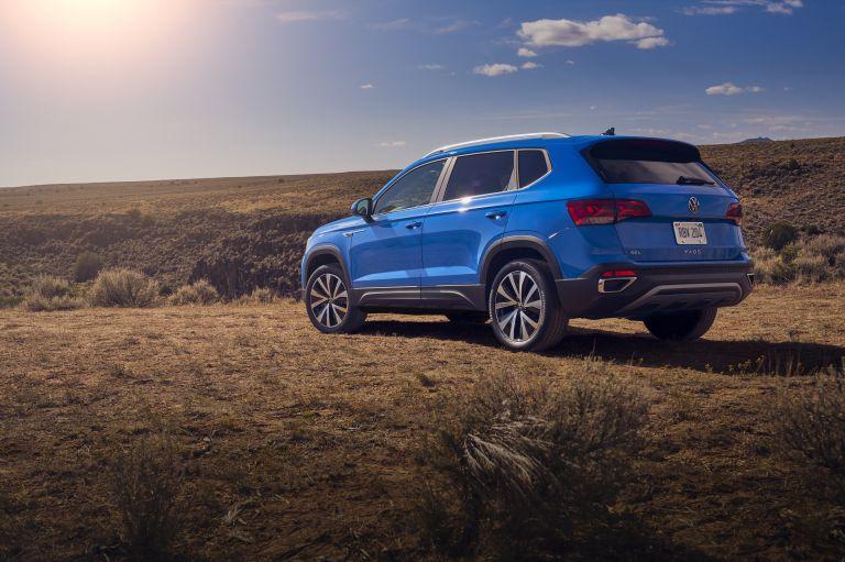 2022 Volkswagen Taos 605455
