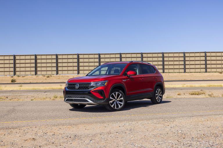 2022 Volkswagen Taos 629040