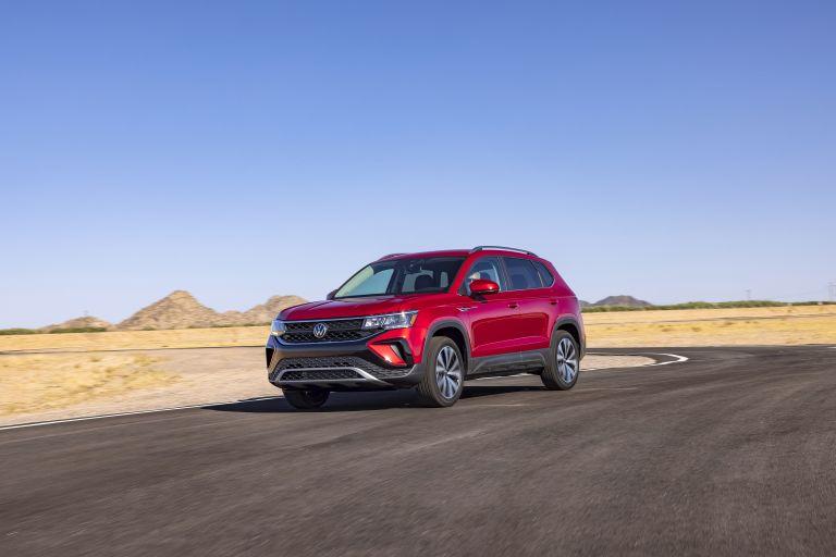 2022 Volkswagen Taos 629047