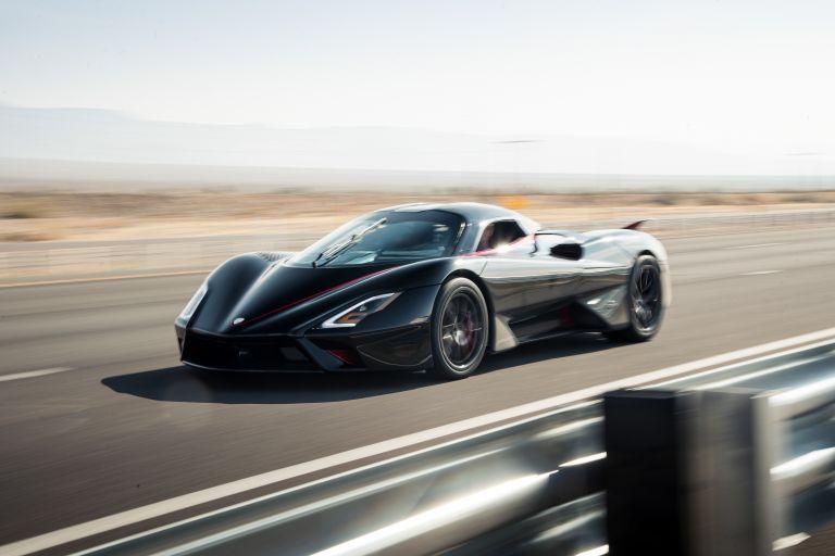 2020 Shelby SuperCars Tuatara - world speed record 606348