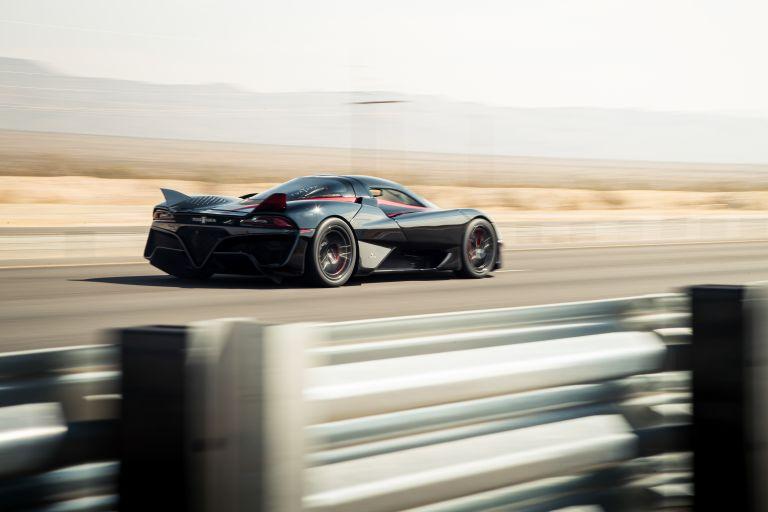 2020 Shelby SuperCars Tuatara - world speed record 606349