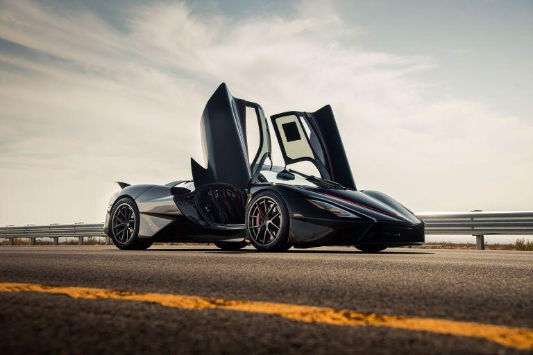 2020 Shelby SuperCars Tuatara - world speed record 606355
