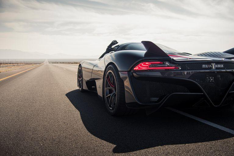 2020 Shelby SuperCars Tuatara - world speed record 606359