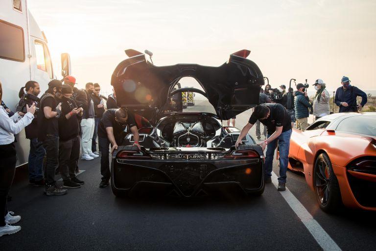 2020 Shelby SuperCars Tuatara - world speed record 606362