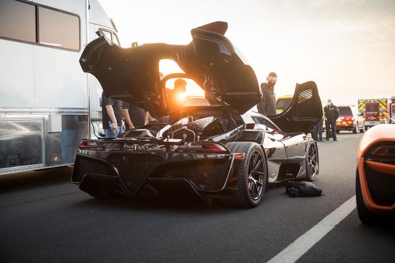 2020 Shelby SuperCars Tuatara - world speed record 606363