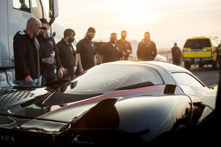 2020 Shelby SuperCars Tuatara - world speed record 606371