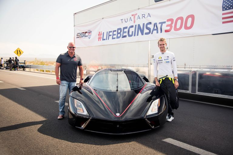 2020 Shelby SuperCars Tuatara - world speed record 606374