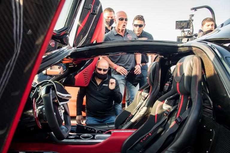 2020 Shelby SuperCars Tuatara - world speed record 606380