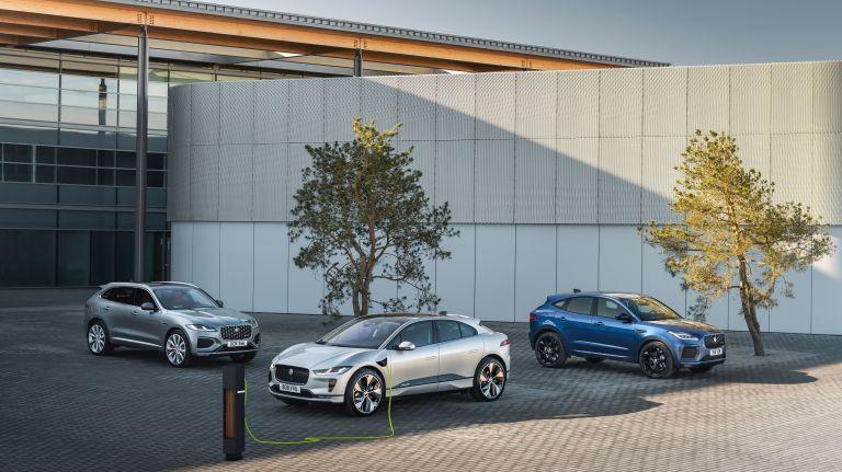 2021 Jaguar E-Pace 607804