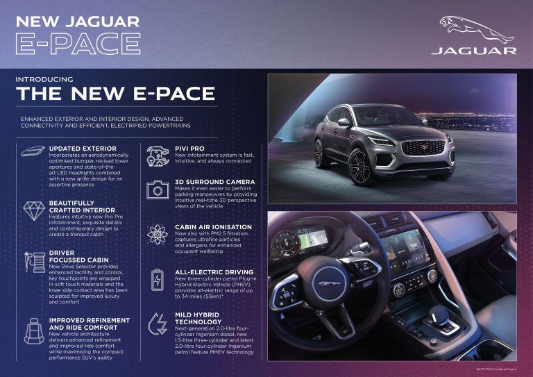 2021 Jaguar E-Pace 607812