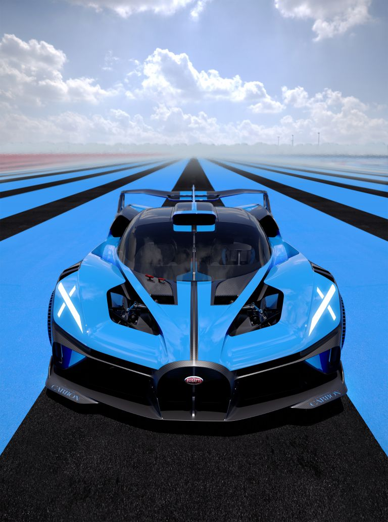 2020 Bugatti Bolide Concept Free High Resolution Car Images