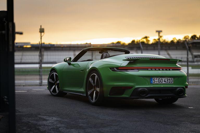 2020 Porsche 911 ( 992 ) Turbo cabriolet 608420