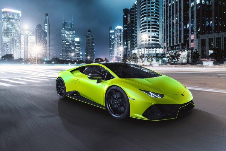 2021 Lamborghini Huracán EVO Fluo Capsule 608486