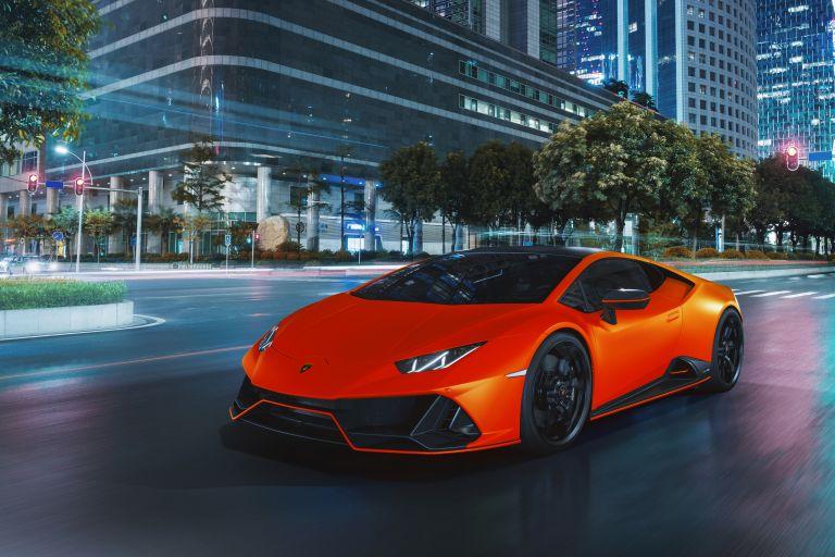 2021 Lamborghini Huracán EVO Fluo Capsule 608501