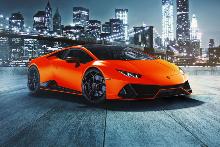2021 Lamborghini Huracán EVO Fluo Capsule 608503