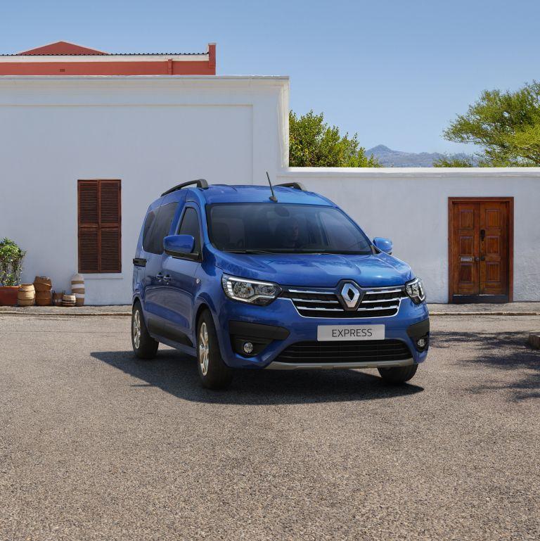 2021 Renault Express 609607