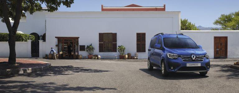 2021 Renault Express 609610