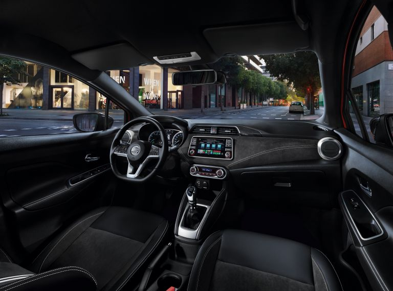 2021 Nissan Micra 609677