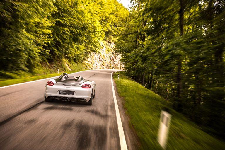 2014 Porsche Boxster Bergspyder 610969