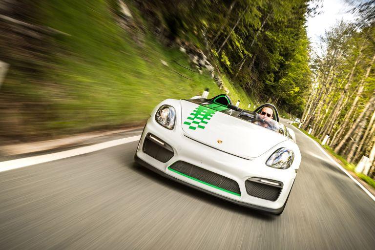 2014 Porsche Boxster Bergspyder 610970
