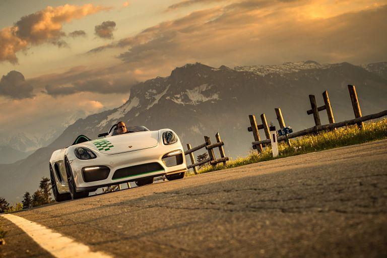 2014 Porsche Boxster Bergspyder 610975