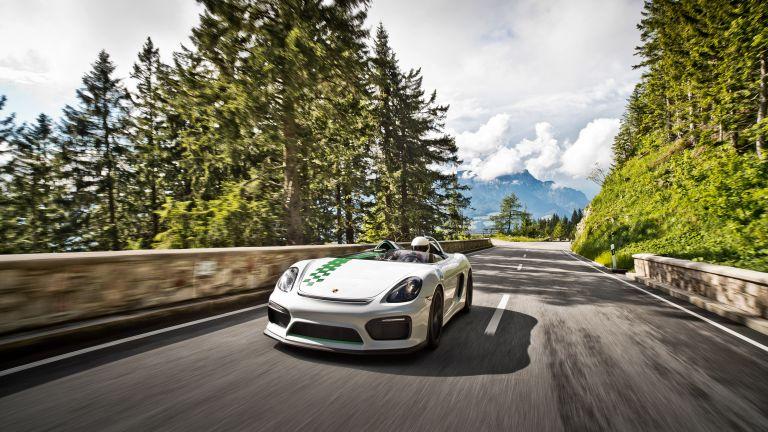 2014 Porsche Boxster Bergspyder 610976