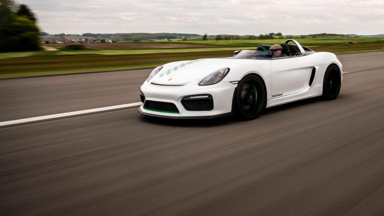2014 Porsche Boxster Bergspyder 610977