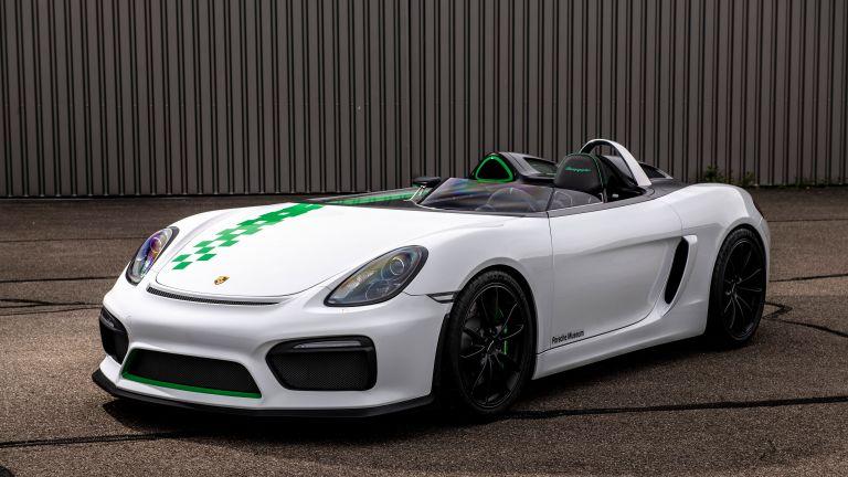 2014 Porsche Boxster Bergspyder 610978
