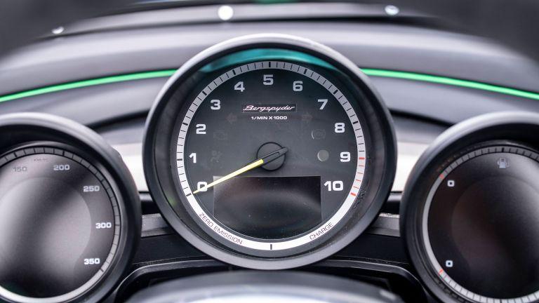 2014 Porsche Boxster Bergspyder 610987