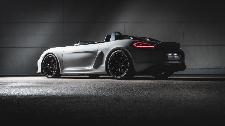 2014 Porsche Boxster Bergspyder 610990