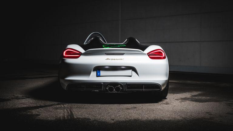 2014 Porsche Boxster Bergspyder 610992