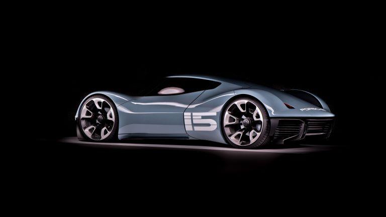 2016 Porsche Vision 916 611006