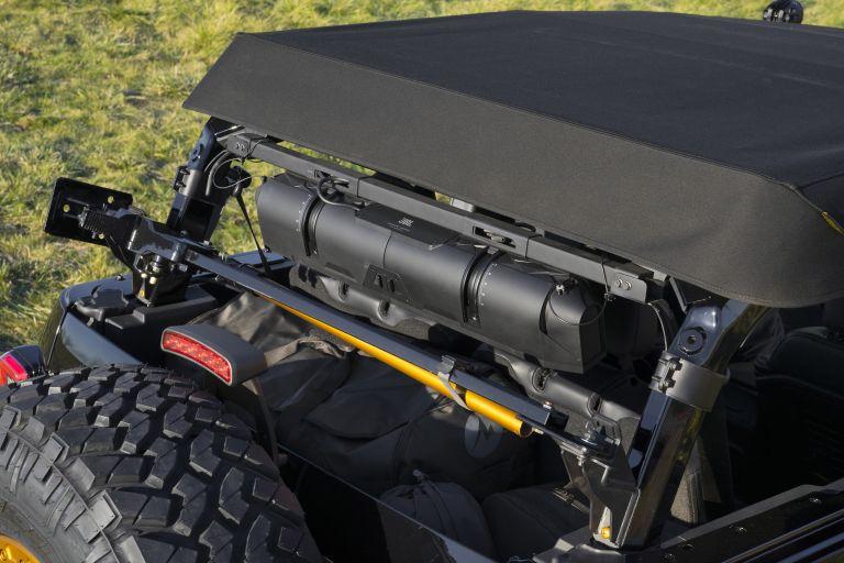 2020 Ford Bronco 2-door Badlands Sasquatch concept 611030