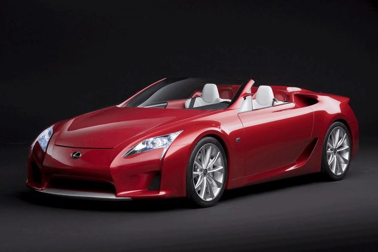 2008 Lexus LF-A Roadster concept 496171