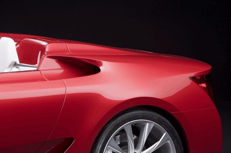 2008 Lexus LF-A Roadster concept 496182