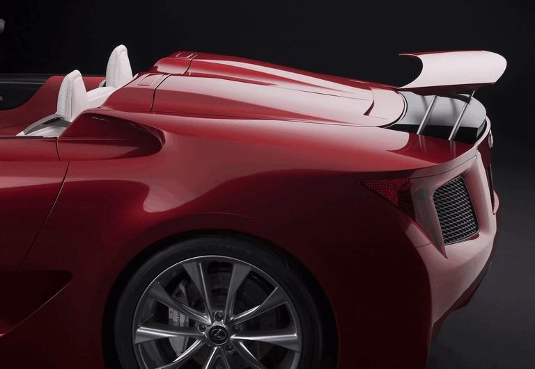 2008 Lexus LF-A Roadster concept 496183