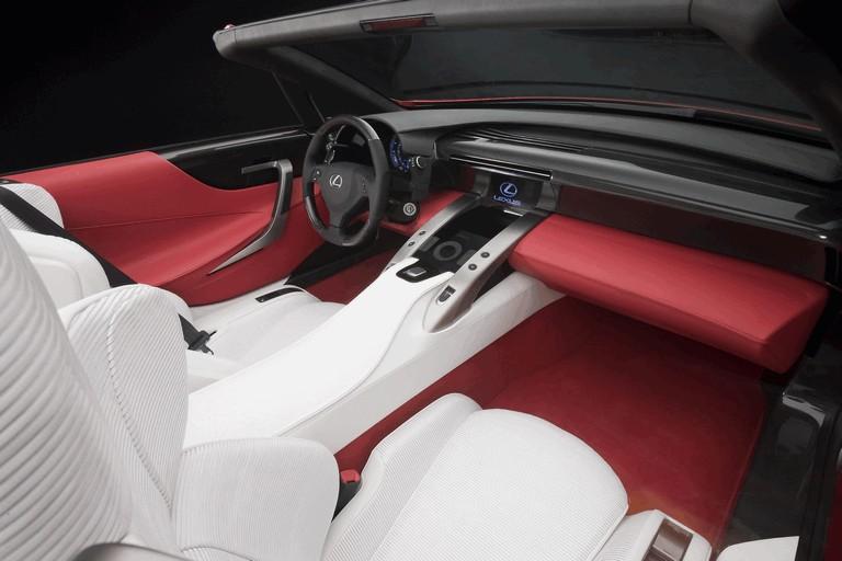2008 Lexus LF-A Roadster concept 496191