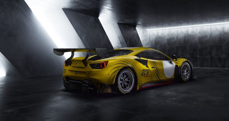 2021 Ferrari 488 GT Modificata 611165