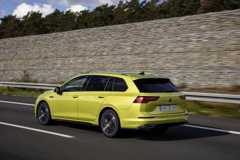 2021 Volkswagen Golf ( VIII ) Variant 611540