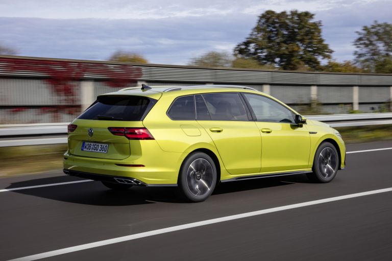 2021 Volkswagen Golf ( VIII ) Variant 611542