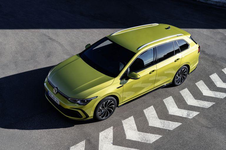 2021 Volkswagen Golf ( VIII ) Variant 611543